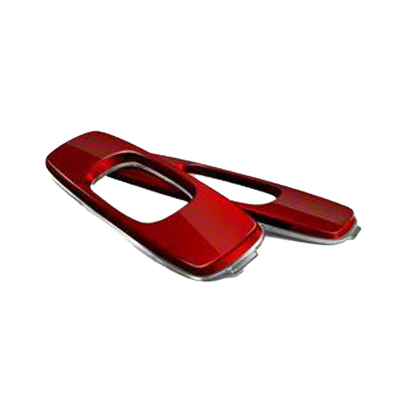 Oakley Batwolf Red Anodized Icon Pair