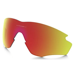 Oakley M2 Frame XL Ruby Iridium Polarized Replacement Lens