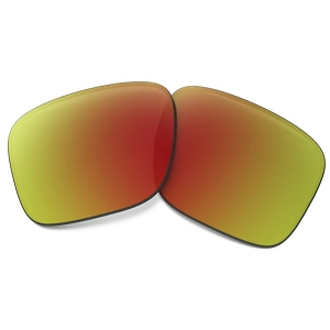 Oakley Holbrook Ruby Iridium Replacement Lens