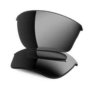 Oakley Half Jacket 2.0 XL Black Iridium Replacement Lens
