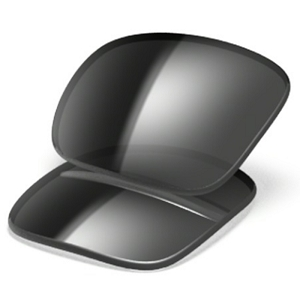 Oakley Holbrook Black Iridium Replacement Lens