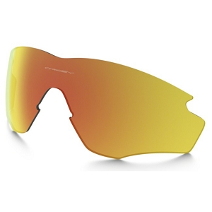 Oakley M2 Frame XL Fire Iridium Replacement Lens