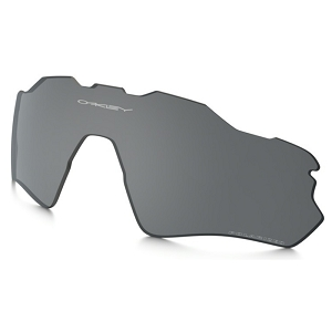 Oakley Radar EV Path Black Iridium Polarized Replacement Lens