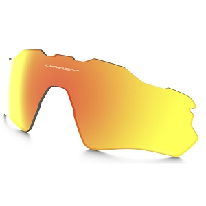 Oakley Radar EV Path Fire Iridium Polarized Replacement Lens