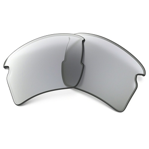 Oakley Flak 2.0 XL Clear Black Iridium Photochromic Replacement Lens
