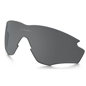 Oakley M2 Frame XL Black Iridium Polarized Replacement Lens
