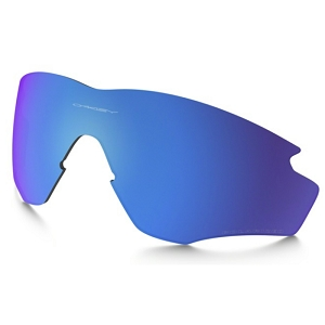 Oakley M2 Frame XL Sapphire Iridium Polarized Replacement Lens