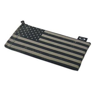 Oakley Standard Issue Subdued USA Flag Microclear Cleaning/Storage Bag