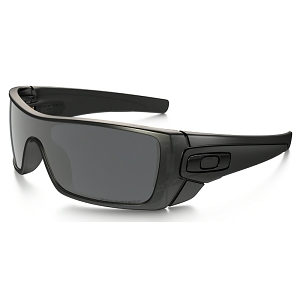 Oakley Batwolf Matte Black Ink / Black Iridium Polarized