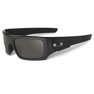 Oakley Standard Issue Ballistic Industrial Det Cord Matte Black / Grey