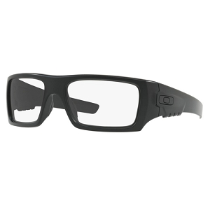 Oakley Standard Issue Ballistic Industrial Det Cord Matte Black / Clear