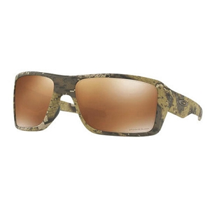 Oakley Standard Issue Double Edge Desolve Bare Camo / Prizm Tungsten Polarized