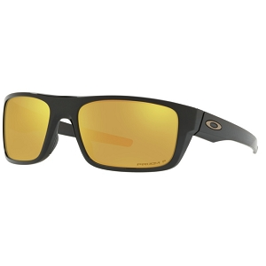 Oakley Drop Point Midnight Collection Polished Black / Prizm 24K Polarized