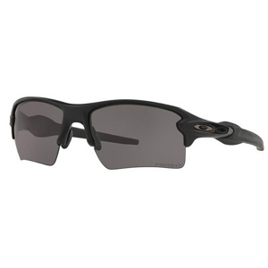 Oakley Standard Issue Flak 2.0 XL Matte Black / Prizm Grey Polarized