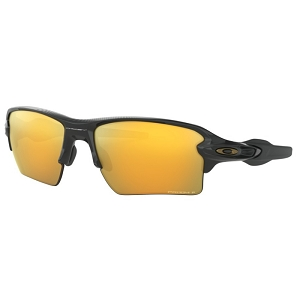 Oakley Flak 2.0 XL Midnight Collection Polished Black / Prizm 24K Polarized
