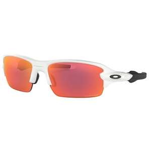 Oakley Flak XS (Youth Fit) Polished White / Prizm Field
