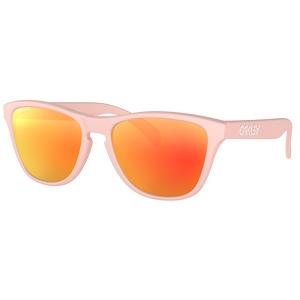 Oakley Frogskins XS (Youth Fit) Matte Pink / Prizm Ruby