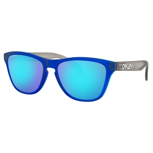Oakley Frogskins XS (Youth Fit) Matte Translucent Sapphire  / Prizm Sapphire
