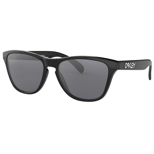 Oakley Frogskins XS (Youth Fit) Polished Black / Grey