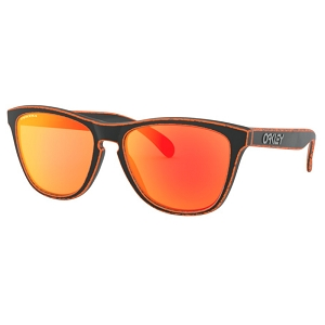 Oakley Frogskins Raceworn Orange / Prizm Ruby