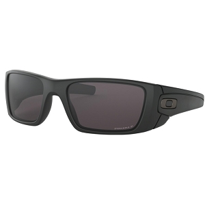 Oakley Standard Issue Fuel Cell Matte Black / Prizm Grey Polarized