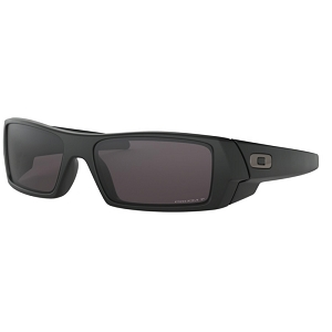 Oakley Standard Issue Gascan Matte Black / Prizm Grey Polarized