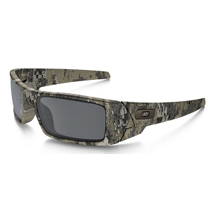 Oakley Gascan Standard Issue Desolve Bare Camo / Black Iridium