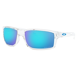 Oakley Gibston Polished Clear / Prizm Sapphire