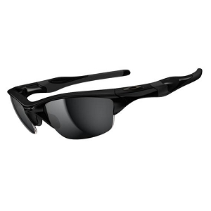Oakley Half Jacket 2.0 Polished Black / Black Iridium