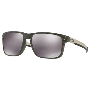 Oakley Holbrook Mix Woodgrain / Prizm Black