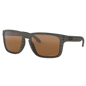 Oakley Holbrook XL Woodgrain / Prizm Tungsten Polarized