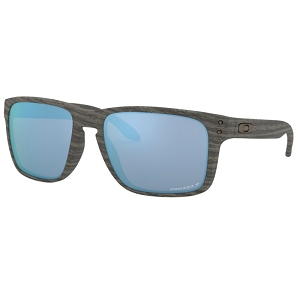 Oakley Holbrook XL Woodgrain / Prizm Deep Water Polarized