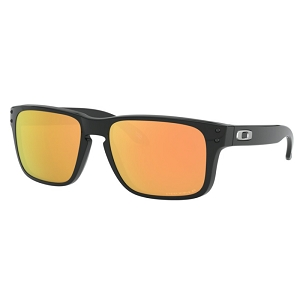 Oakley Holbrook XS (Youth Fit) Polished Black / Prizm Rose Gold Polarized