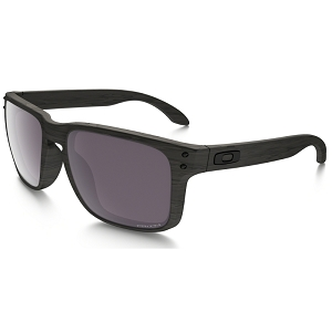 Oakley Holbrook Woodgrain Collection Woodgrain / Prizm Daily Polarized