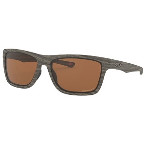 Oakley Holston Woodgrain / Prizm Tungsten Polarized