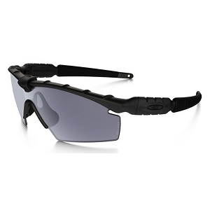 Oakley Standard Issue Ballistic Industrial M Frame 2.0 Matte Black / Grey