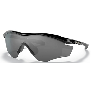 Oakley M2 Frame XL Polished Black / Prizm Black Polarized