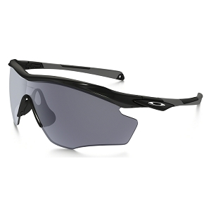 Oakley M2 Frame XL Polished Black / Grey