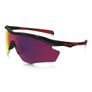 Oakley M2 Frame XL Polished Black / Prizm Road