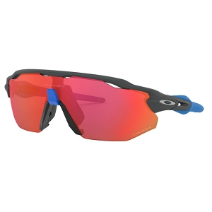 Oakley Radar EV Advancer Matte Carbon / Prizm Trail Torch