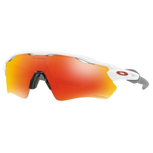 Oakley Radar EV Path Polished White / Prizm Ruby