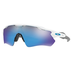 Oakley Radar EV Path Polished White / Prizm Sapphire