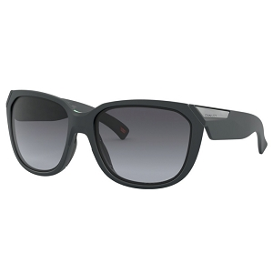 Oakley Rev Up Carbon / Grey Gradient Polarized