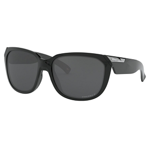 Oakley Rev Up Polished Black / Prizm Black Polarized