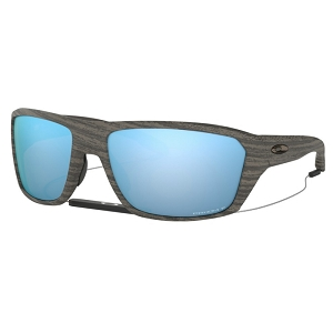 Oakley Split Shot Woodgrain / Prizm Deep Water Polarized