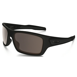 Oakley Turbine XS (Youth Fit) Matte Black / Warm Grey