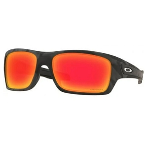 Oakley Turbine Black Camo / Prizm Ruby
