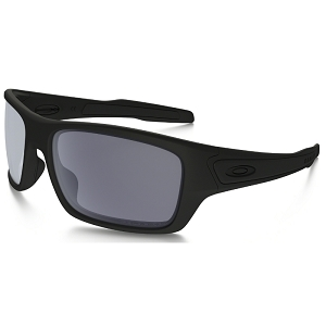 Oakley Turbine Matte Black / Grey Polarized