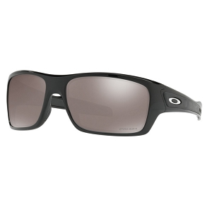 Oakley Turbine Polished Black / Prizm Black Polarized