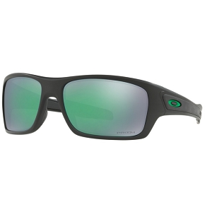 Oakley Turbine Matte Black / Prizm Jade Polarized